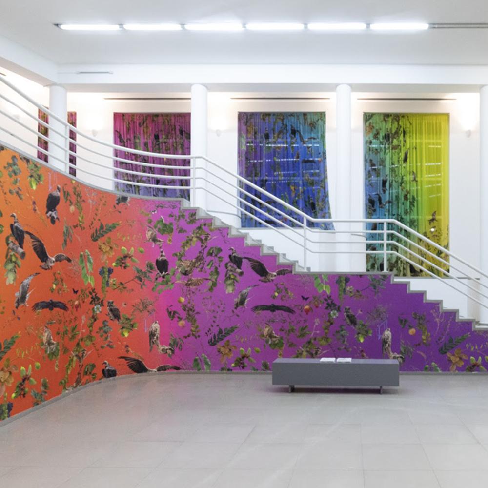 אקולוגיה וקיימות בגלריה האוניברסיטאית