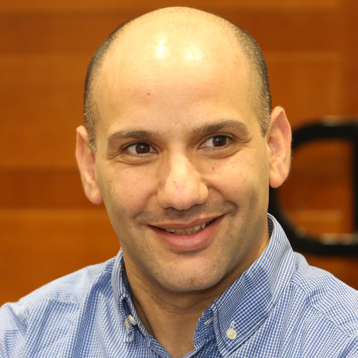 ירון מגבר, מנהל המרכז למחקר ופיתוח של ARM