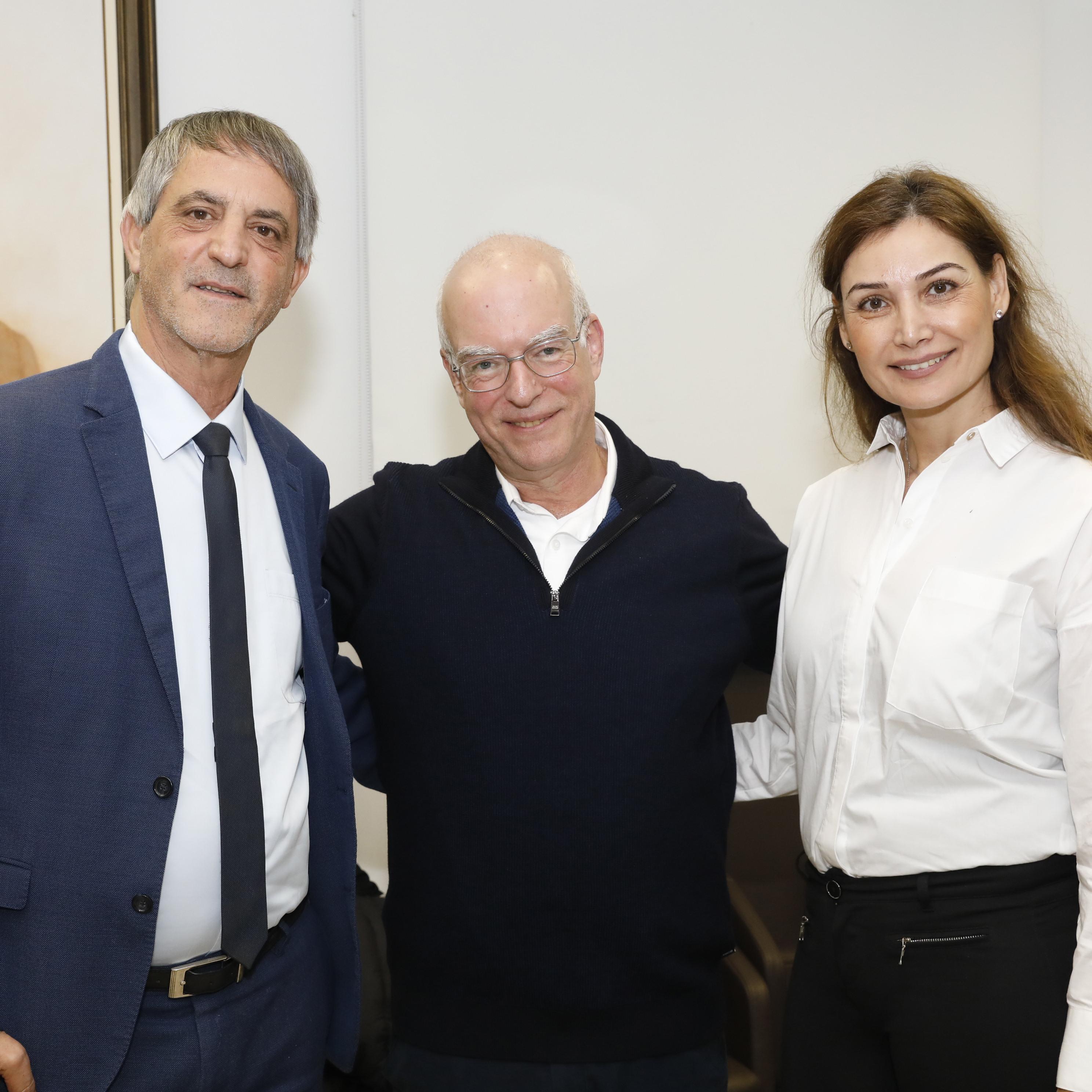 מפגש מיוחד של נשיא אוניברסיטת תל אביב עם בוגרות ובוגרים שמונו לתפקידים בכירים במשק בשנת 2019
