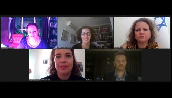 הפנים שלנו בעולם: וובינר עם בוגרות ובוגרים בתפקידי שגרירים וקונסולים ברחבי העולם