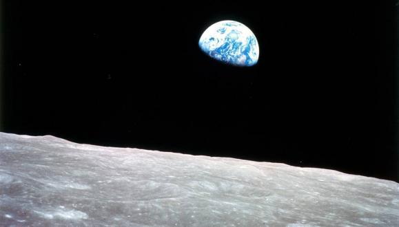 זריחת כדור הארץ: לכבוד יום כדור הארץ