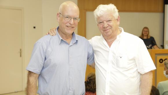 """קרן מלגות חדשה לזכרו של מר ברונו לנדסברג, מייסד ויו""""ר תשלובת סנו"""