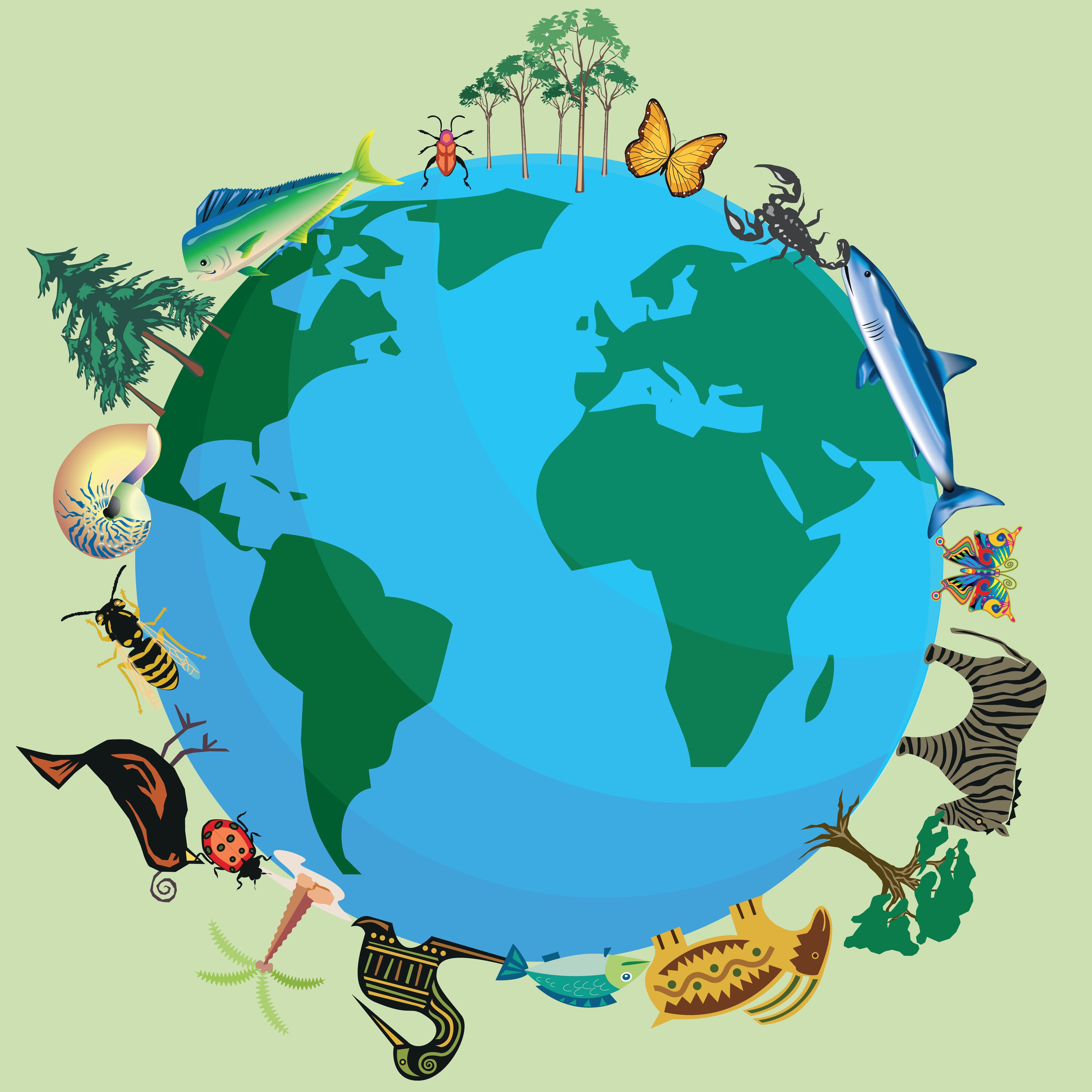 עולם במשבר - המגוון הביולוגי