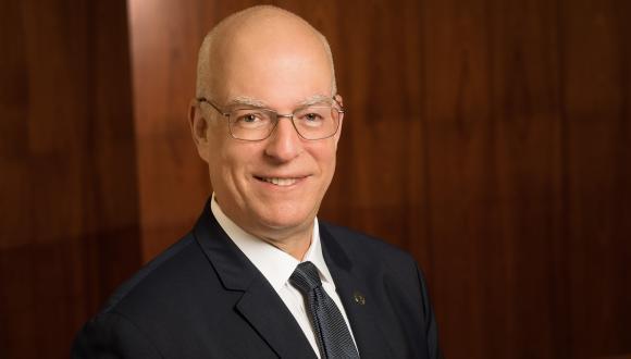 נשיא אוניברסיטת תל אביב, פרופ' אריאל פורת.